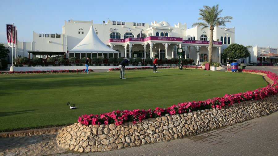 Best of Qatar Doha golf