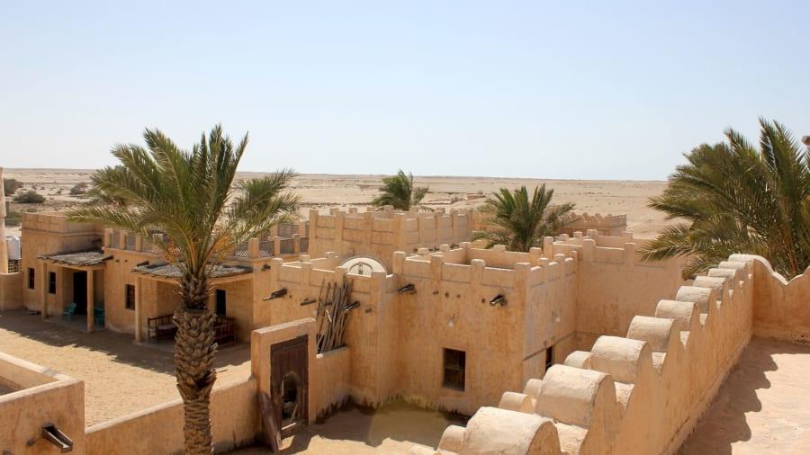 Best of Qatar Film City