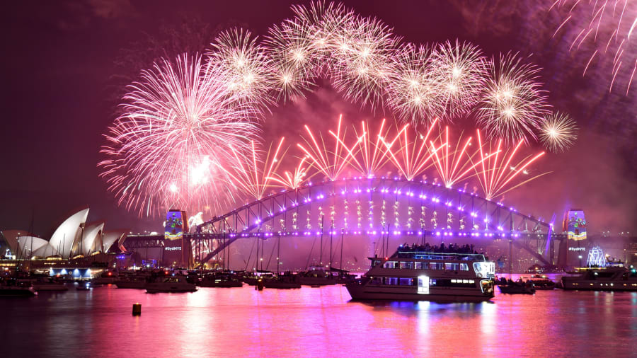 10 great places to spend New Year\'s Eve | CNN Travel