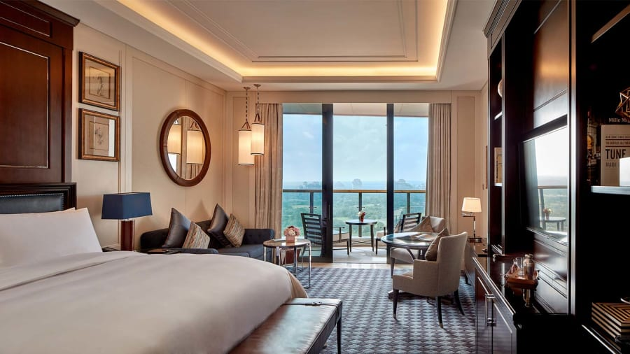 ritz carlton haikou club golf view room - Best Beds To Buy