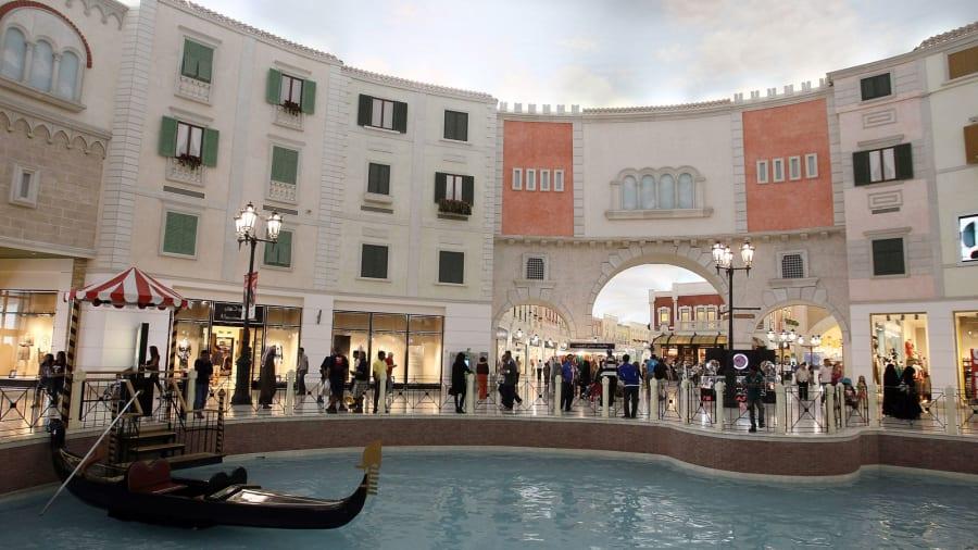 qatar-highlights---Villagio-Mall-Getty-Images