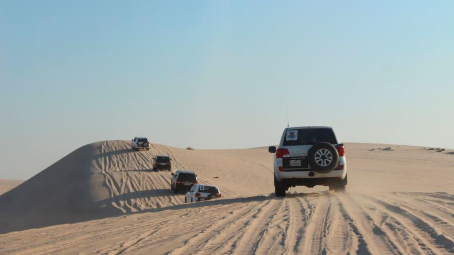 qatar-highlights-doha-sand-dunes-pixabay