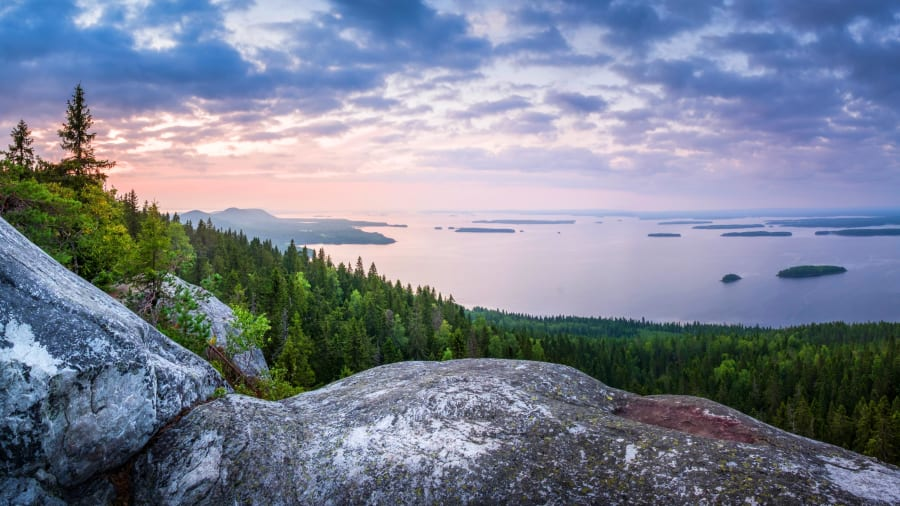 01 happiest countries Finland