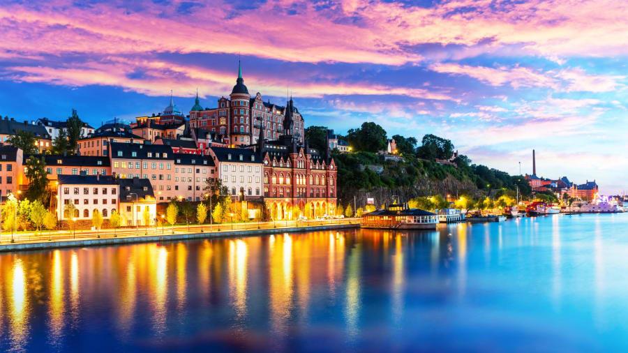 09 happiest countries Sweden