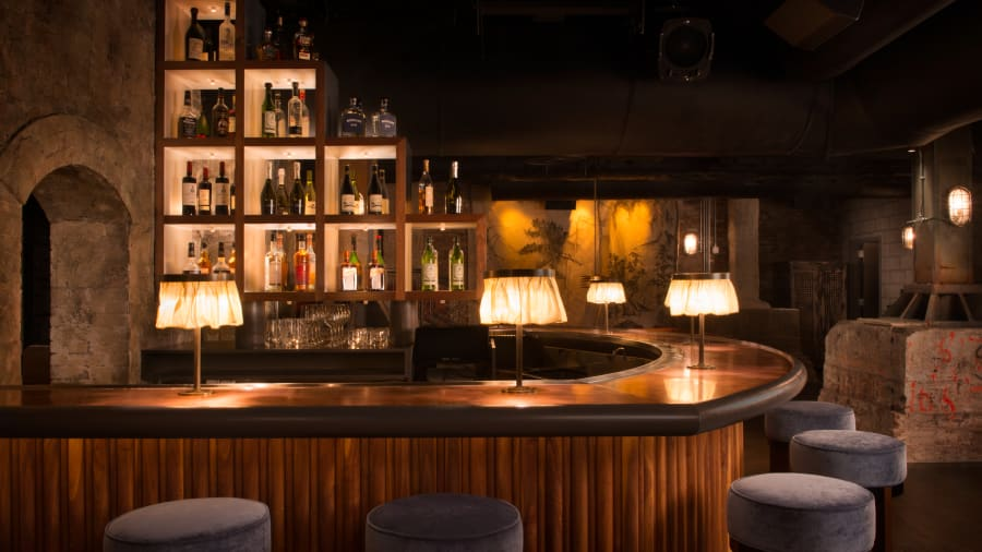 The Alley Cat Amateur Theatre: NYC\'S coolest new bar | CNN Travel