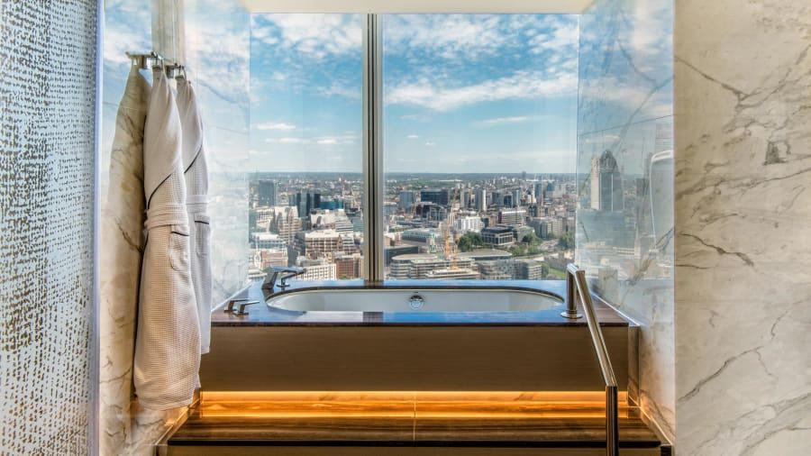 Beautiful 05 Best Hotel Bathtubs