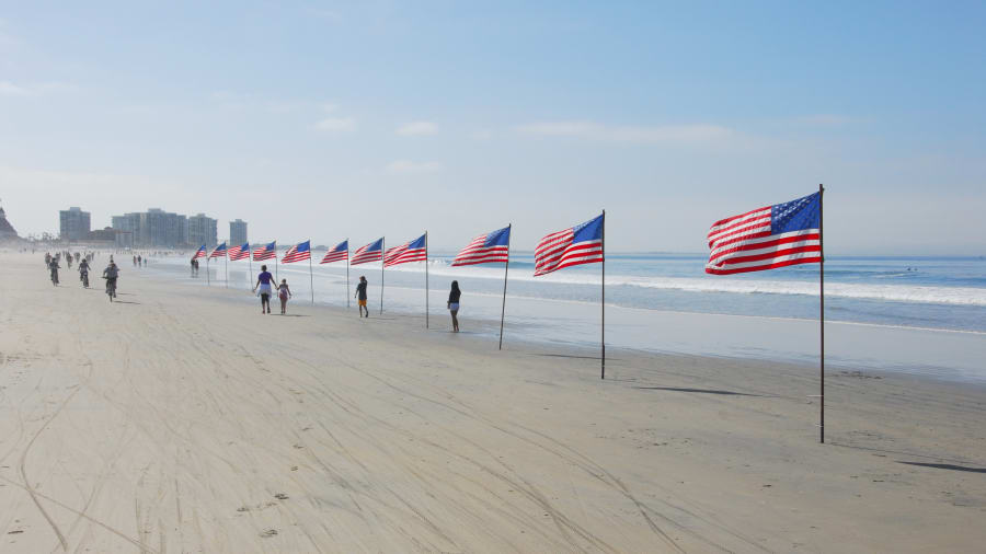 10 best us beaches for 2018 according to dr beach cnn travel