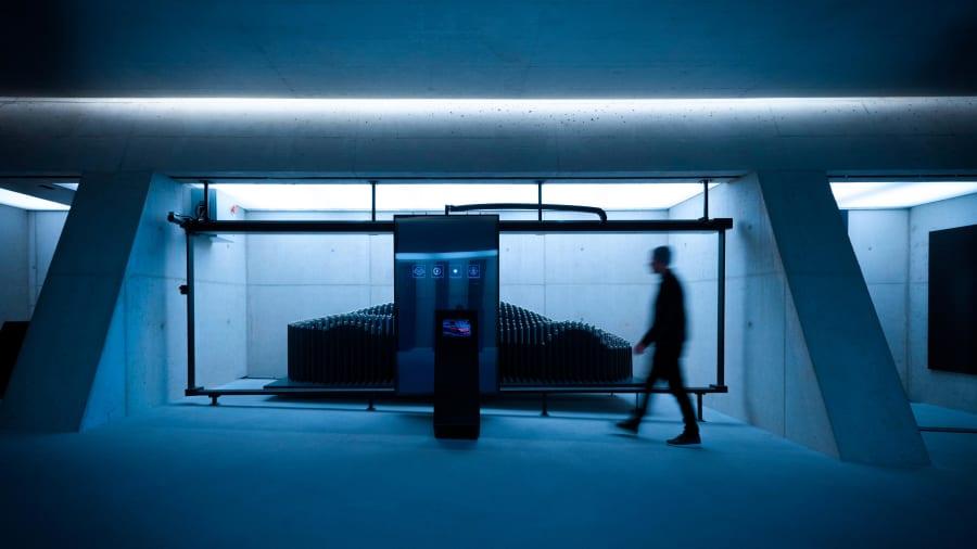 Bond museum- Tech Lab 13