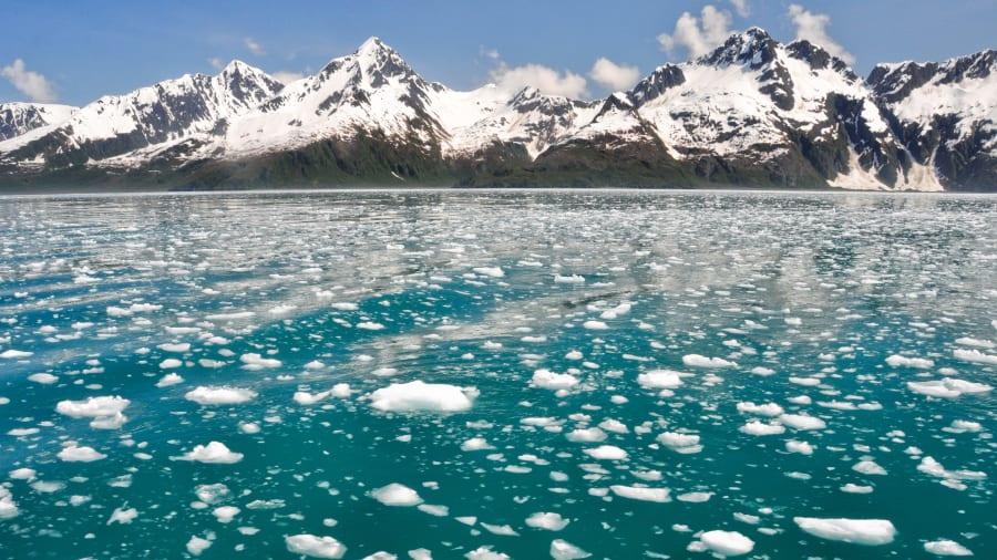15 espetaculares litorais - Kenai Fjords