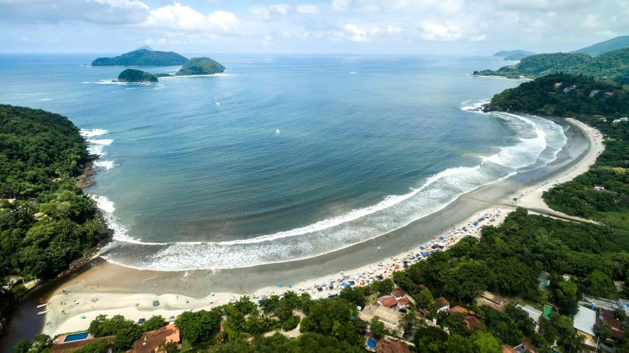 16 costas espetaculares - Costa Verde