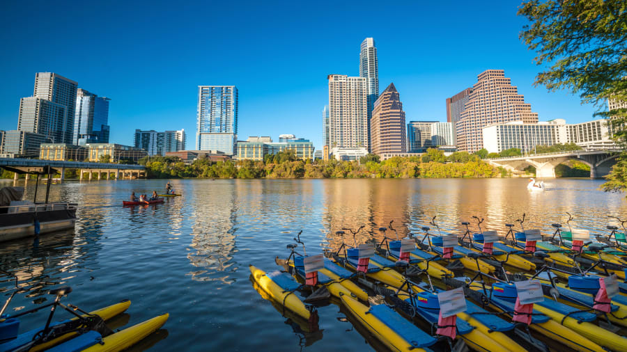 03 best places in the US - Austin