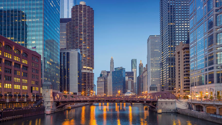 04 best places in the US - Chicago