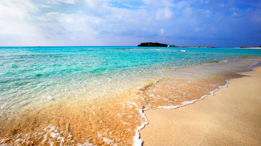 Nissi Beach -- Cyprus Tourism Organisation