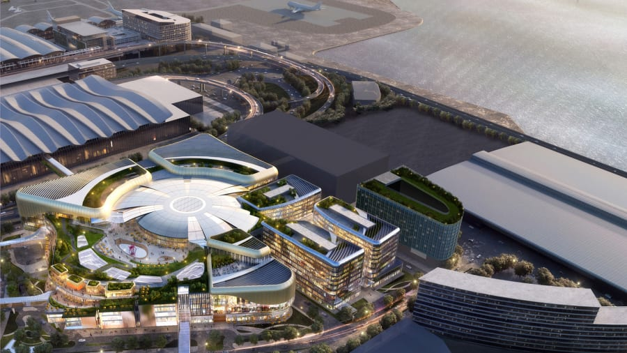The Future of Hong Kong International Airport