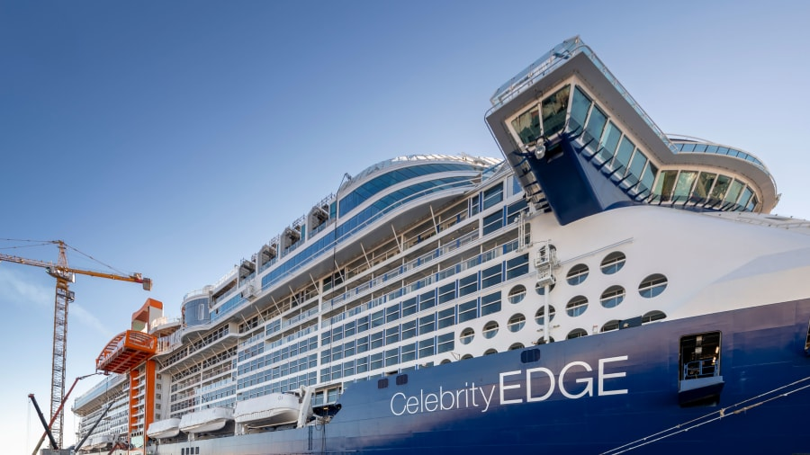 Celebrity Edge Cruise Ship 2
