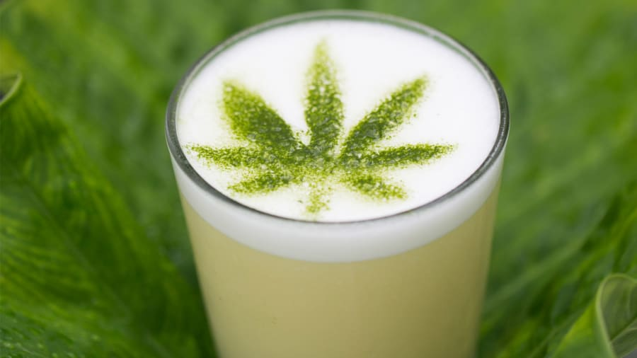 cbd is america s coolest food and drink ingredient cnn travel