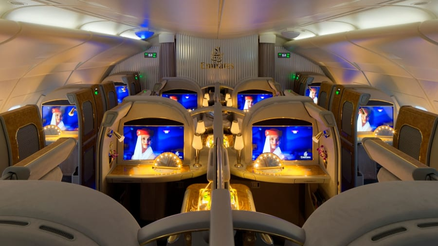 Emirates courtesy of AirlineRating.com 2