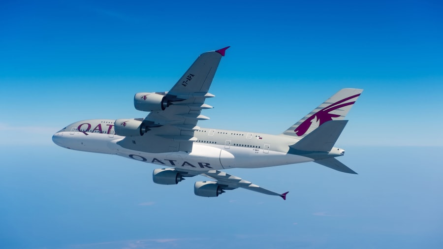 Qatar courtesy of AirlineRating.com