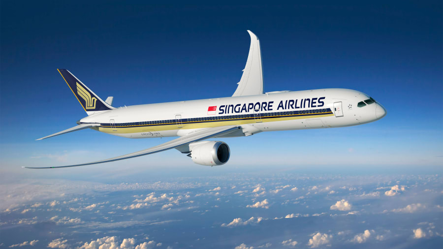 Singapore courtesy of AirlineRating.com