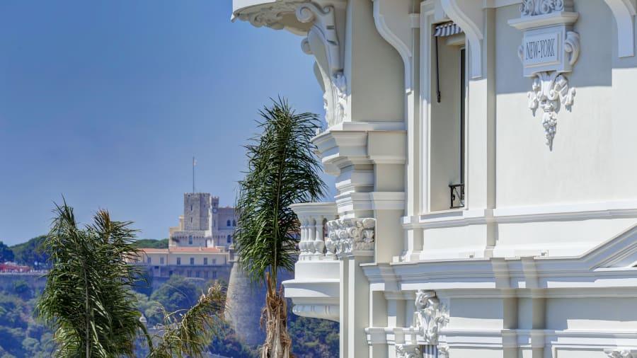 12 hotel de paris Monaco