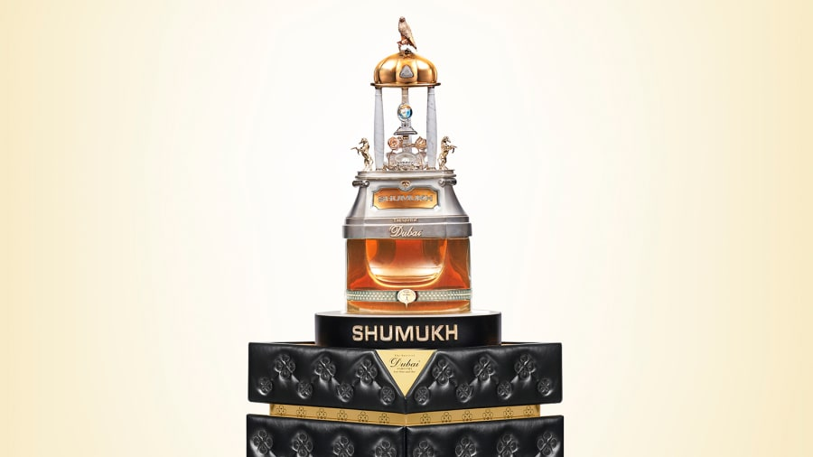worlds most expensive perfume shumukh 4