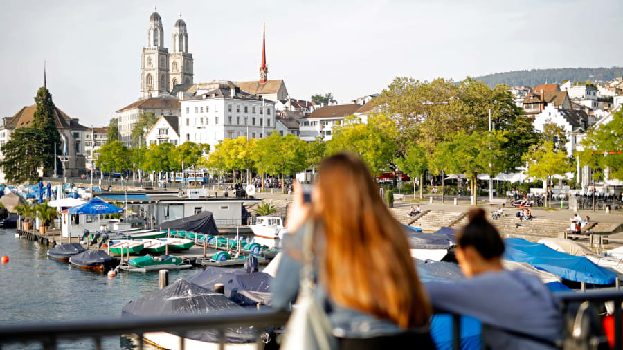 worlds-most-expensive-cities---zurich---GettyImages-609787988