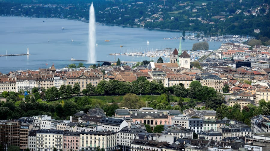 worlds-most-expensive-cities---geneva---GettyImages-533418730