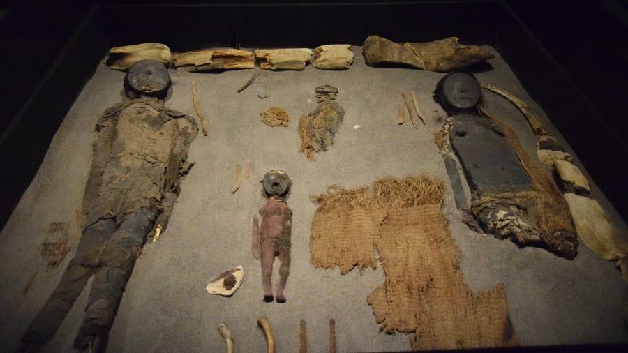 04 Chinchorro mummies