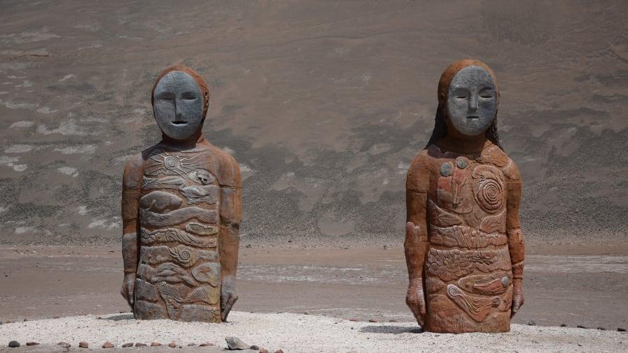 11 Chinchorro mummies