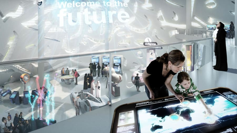 Museum of the future 3