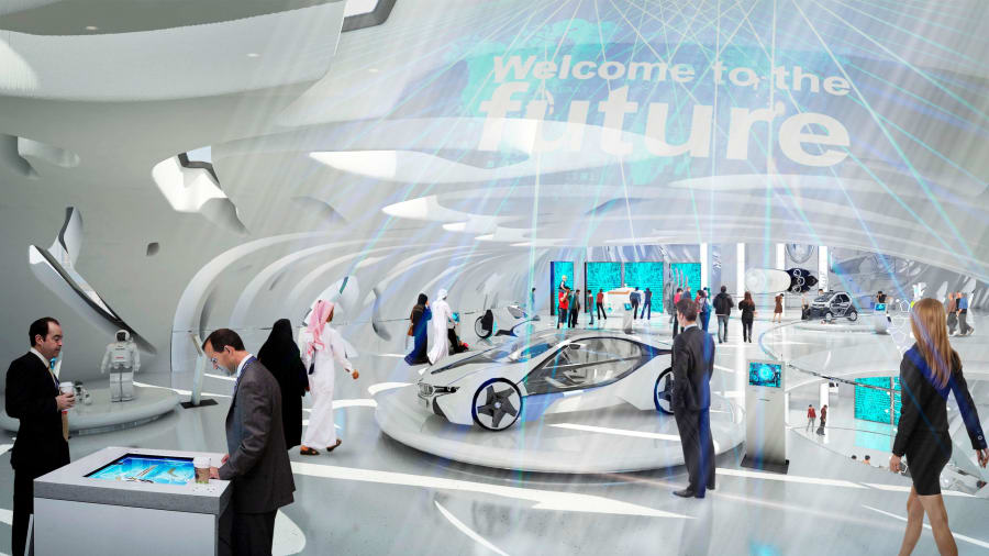 Museum of the future 10