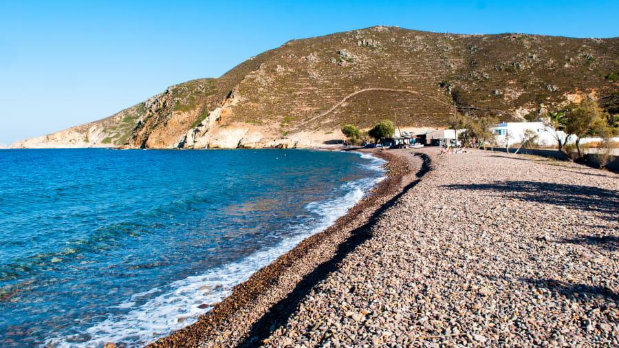 11 greek beaches