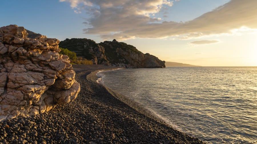 14 greek beaches