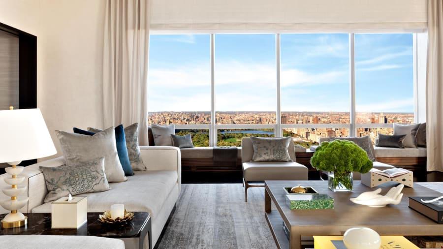park hyatt sky suite grand salon