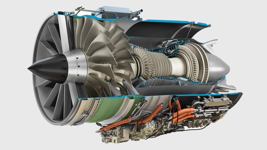 Aerion GE Affinity engine