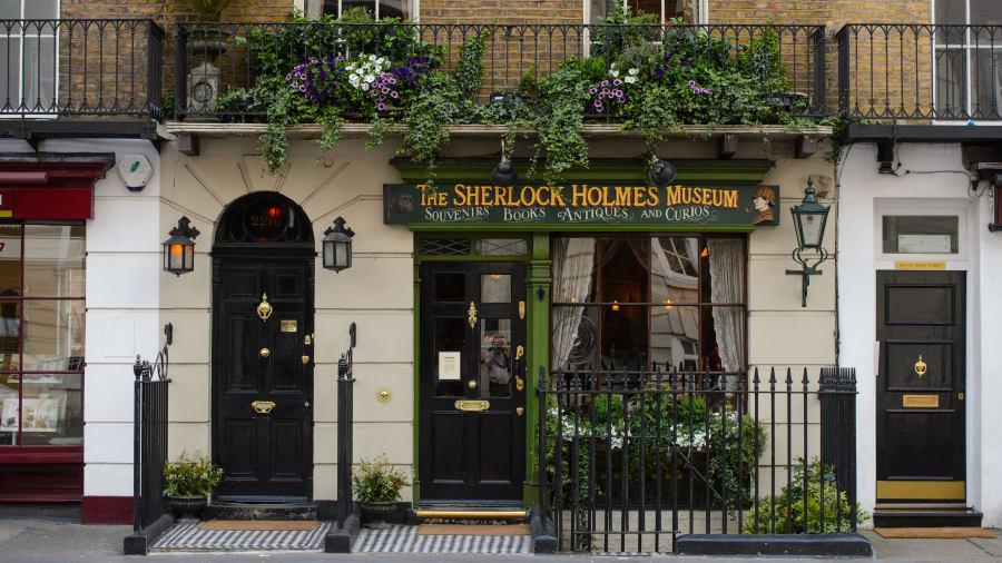 08 purpose built tourist attraction_Sherlock Baker Street RESTRICTED
