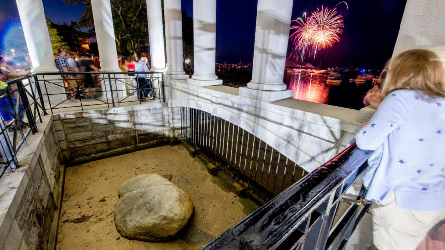 09 purpose built tourist attraction_Plymouth Rock RESTRICTED