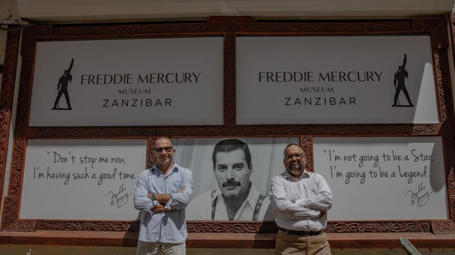 freddie mercury museum owners