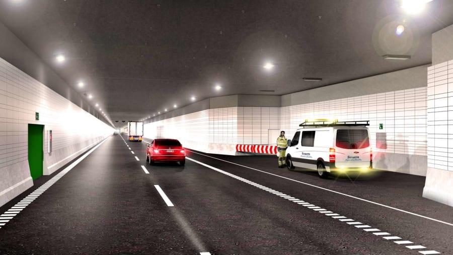 Seksioni special i tunelit Fehmarnbelt