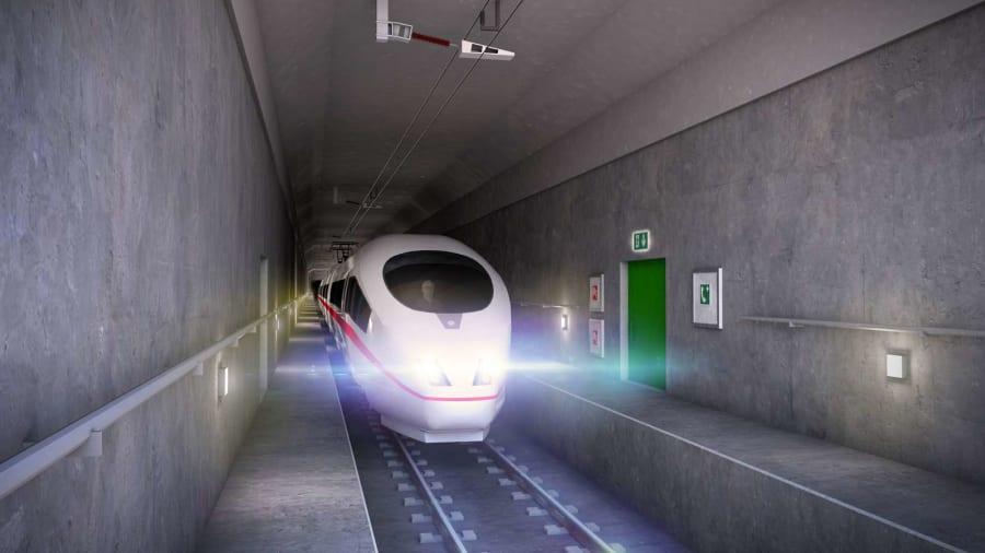 Treni tunelit Fehmarnbelt