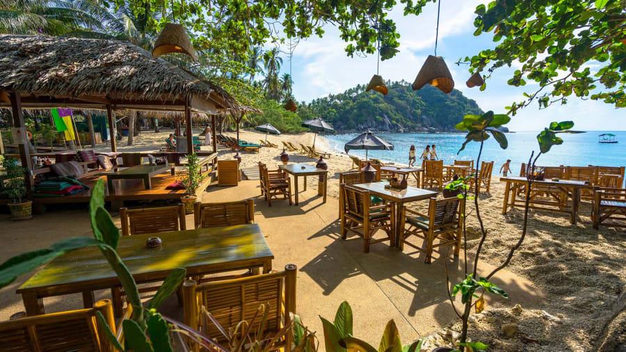 Thailand THE SANCTUARY sanctuary view