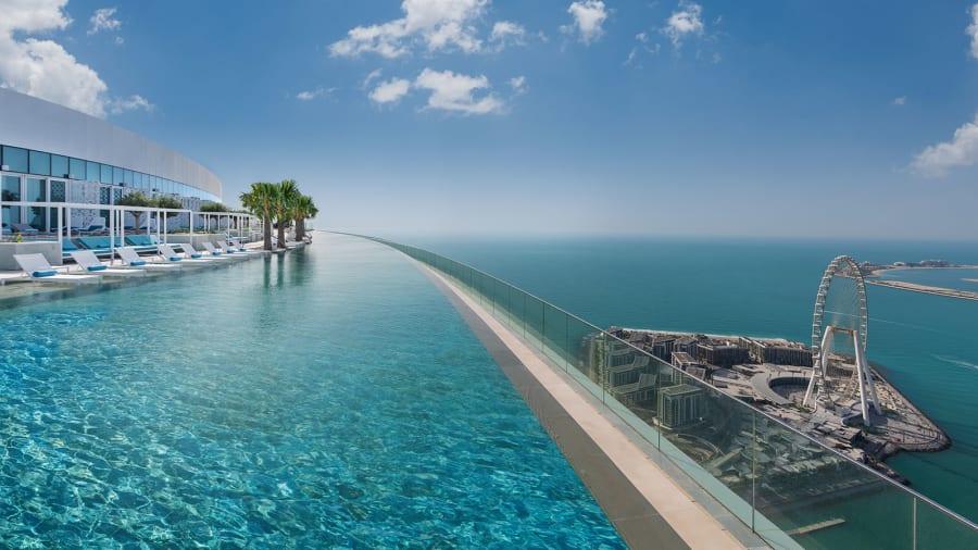 Address-Beach-Resort,-floor-77---3