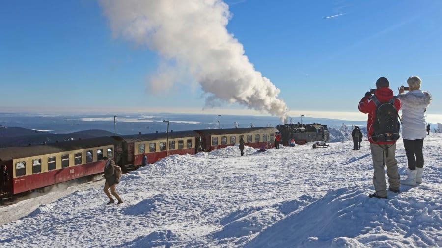 03 Germany Harz railway