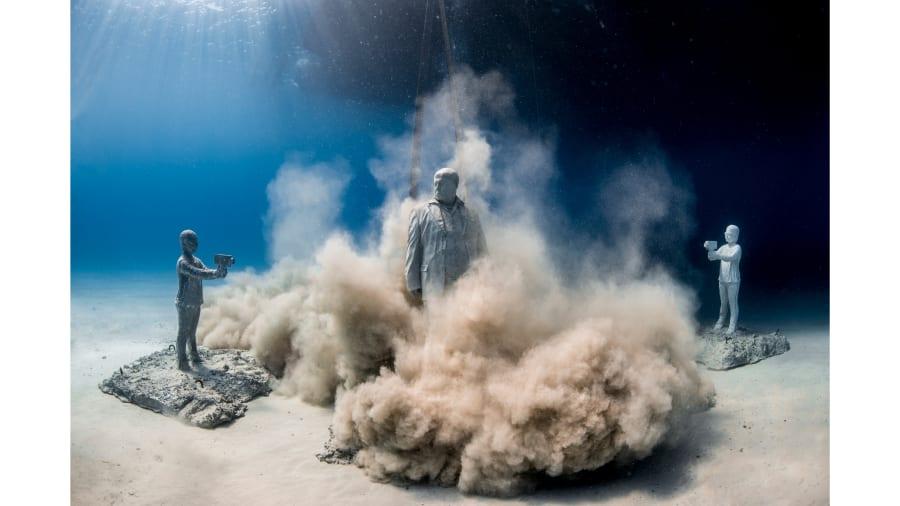 01 Museum of Underwater Sculpture Ayia Napa RESTRICTED