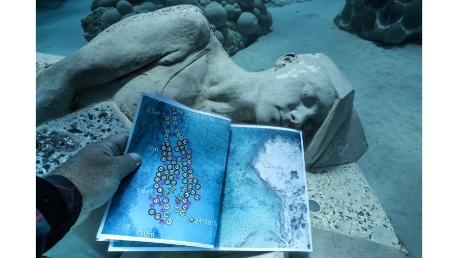 03 Museum of Underwater Sculpture Ayia Napa RESTRICTED