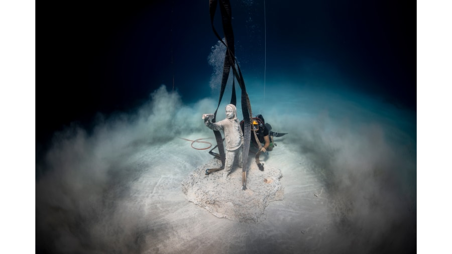 08 Museum of Underwater Sculpture Ayia Napa RESTRICTED