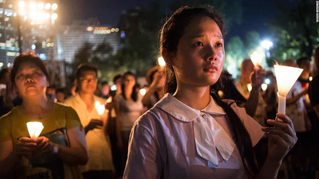 Hong Kong marks Tiananmen massacre for what many fear will be the last time