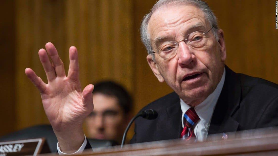 Senate Republicans split on the need for coronavirus testing