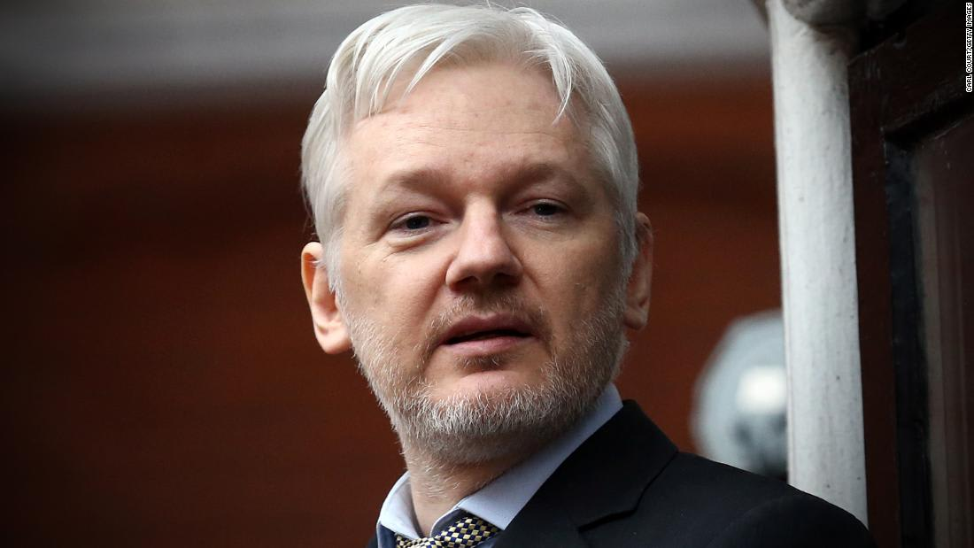 Julian Assange indicted on conspiracy to commit computer intrusion in 2010