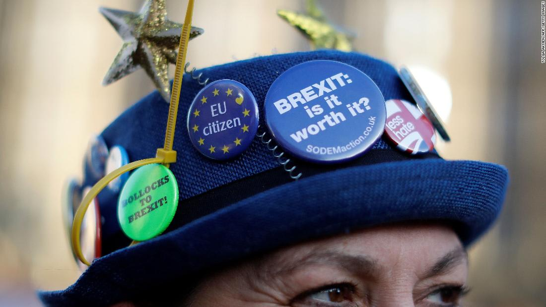 The UK has thrown itself at the mercy of Brussels